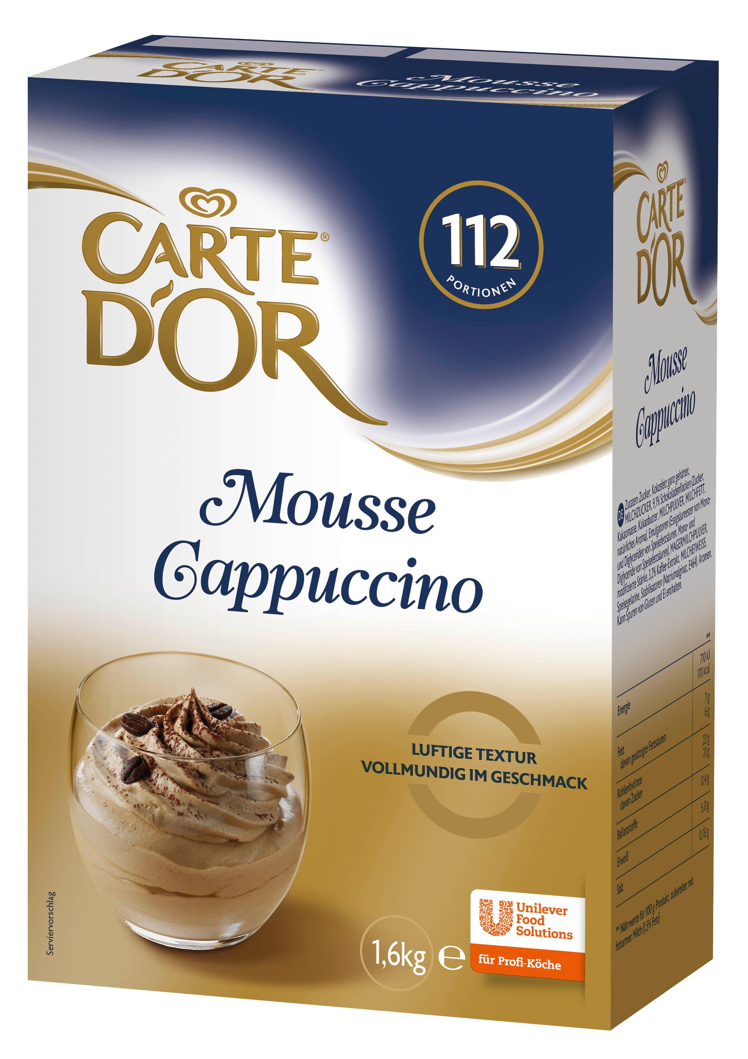 Carte D'Or Капучино