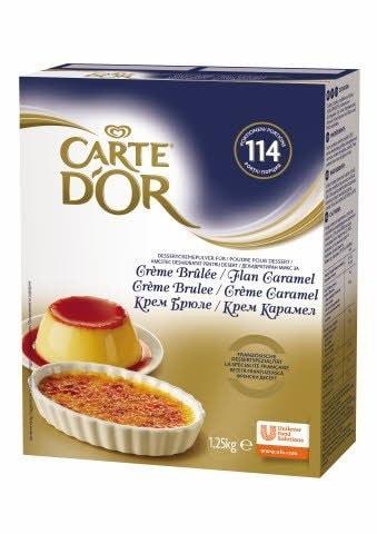 Carte d'Or Крем брюле / Крем Kарамел -