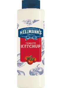 Hellmann`s кетчуп 950 мл - Street Food с качеството на Hellmann`s