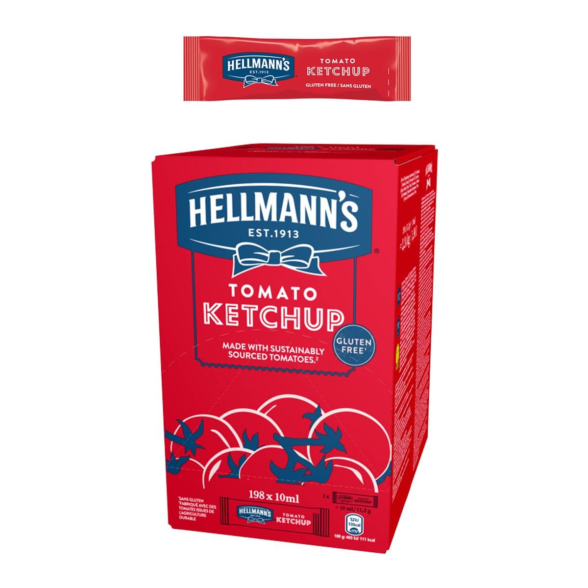 Hellmann's Кетчуп доза 10 ml -