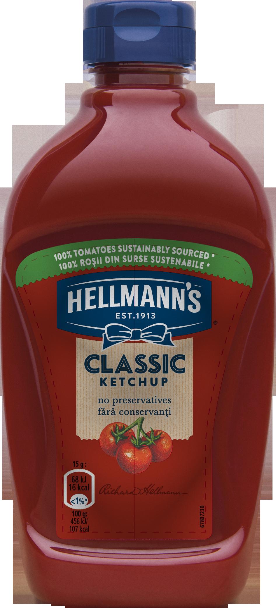 Hellmann's Кетчуп 485 ml -
