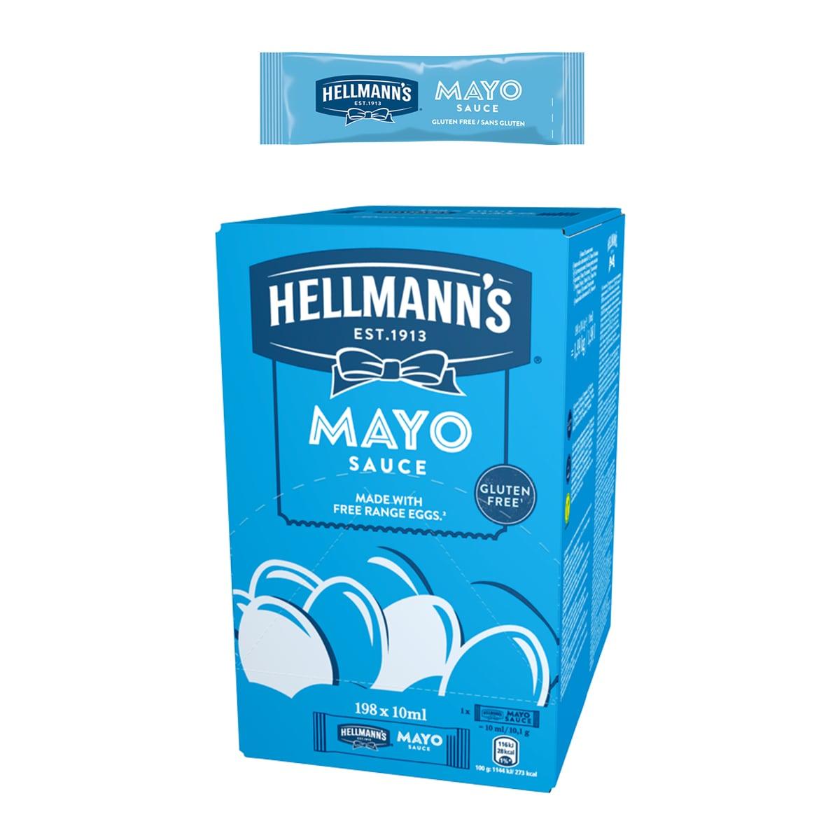 Hellmann's Майонеза Light доза 10 ml