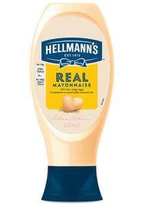 Hellmann's Майонеза Real 430 ml -