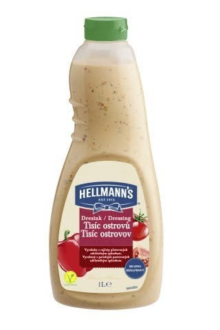 Hellmann's Хиляда острова -