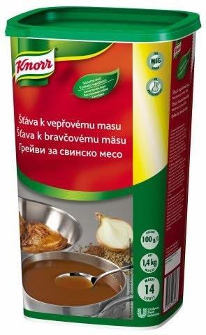 Knorr Грейви за свинско месо -
