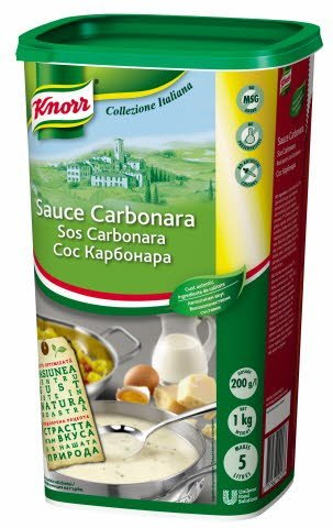 Knorr Карбонара -