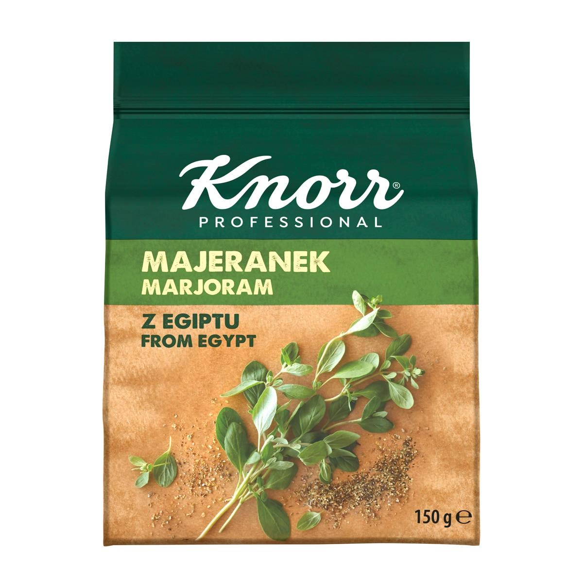 """KNORR Майорана - """"В ежедневието си използвам разнообразие от билки и подправки, затова е важно те да имат автентичен вкус"""""""