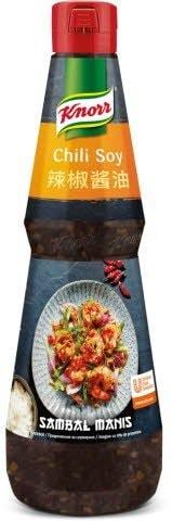 Knorr Пикантен сос с чили и соя -