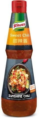 Knorr Пикантен сос с чили и чесън -