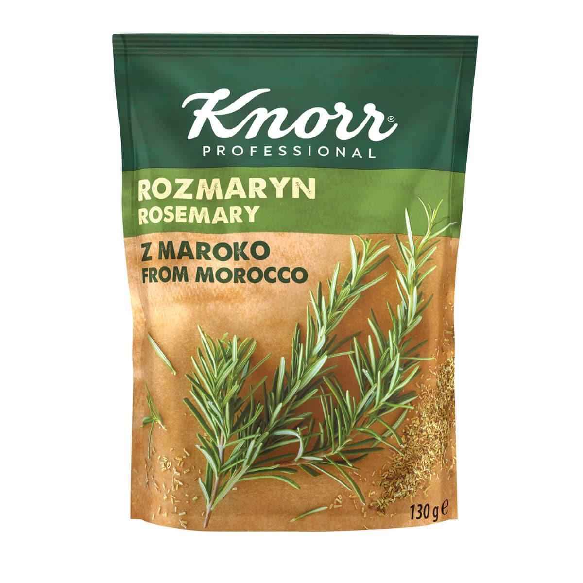 """KNORR Розмарин - """"В ежедневието си използвам разнообразие от билки и подправки, затова е важно те да имат автентичен вкус"""""""