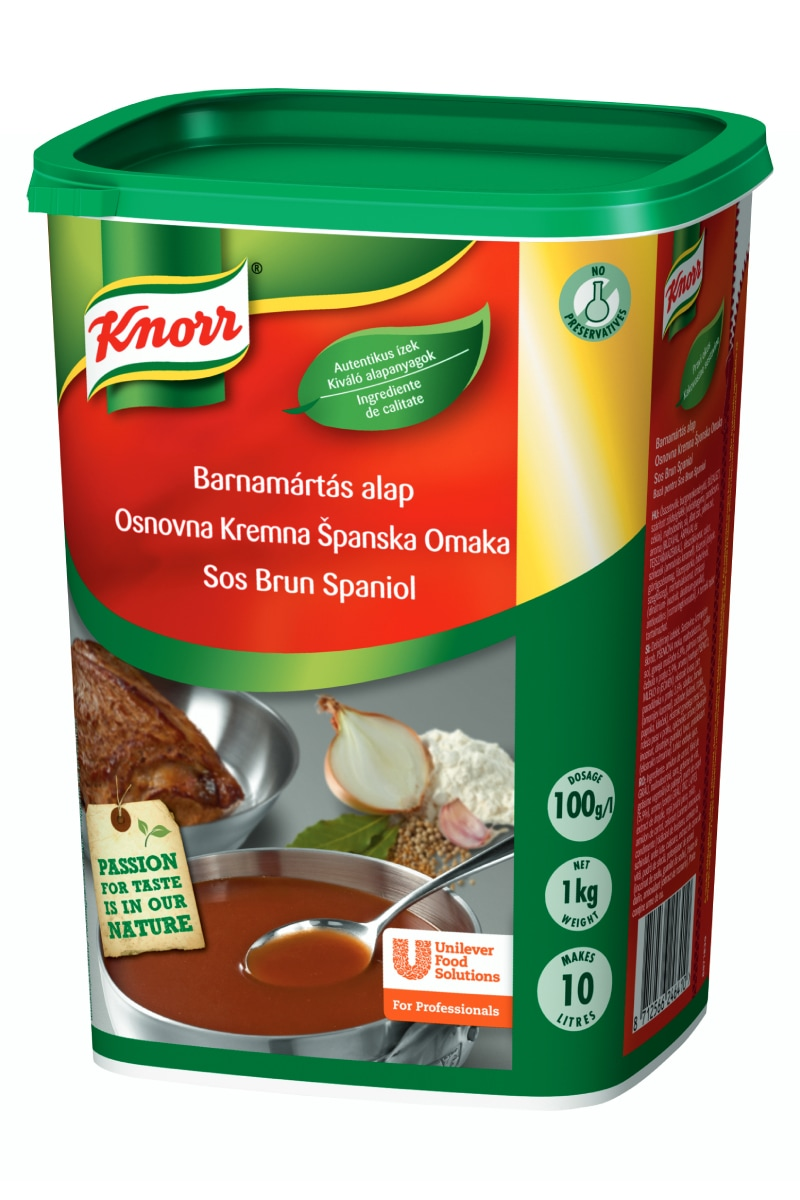 Knorr Тъмен кафяв сос 1 kg